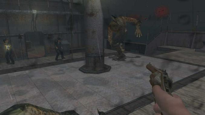 Call of Cthulhu: Dark Corners of the Earth screenshot 3