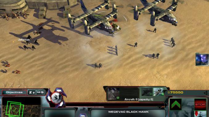 Act of War: Gold Edition screenshot 3