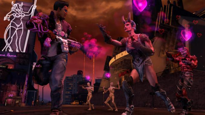 Saints Row: Gat out of Hell + DLC screenshot 3