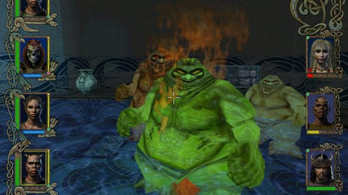 Might and Magic 9 screenshot 2