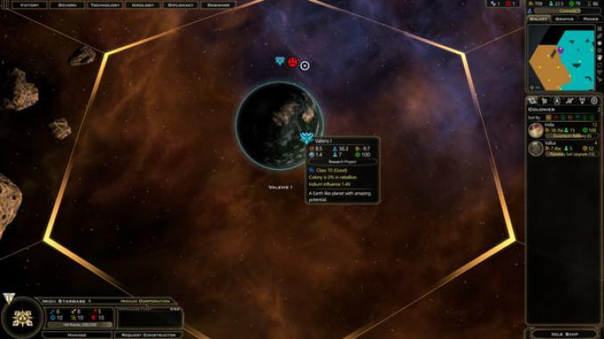 Galactic Civilizations III + 5 DLC screenshot 1