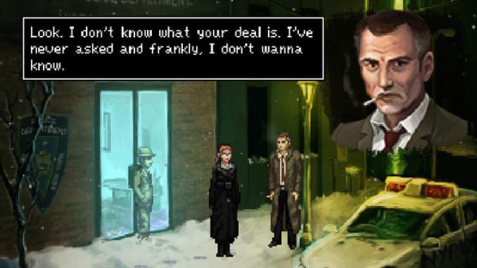 The Blackwell Epiphany screenshot 1