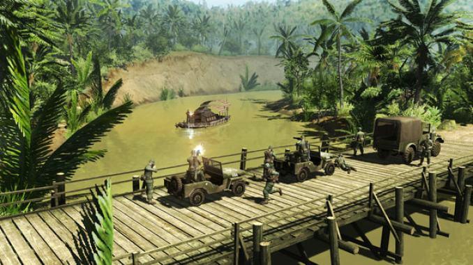 Men of War: Vietnam Special Edition screenshot 2