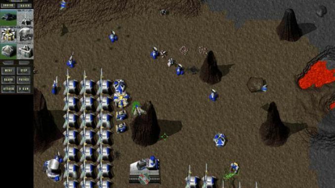 Total Annihilation: Commander Pack screenshot 1