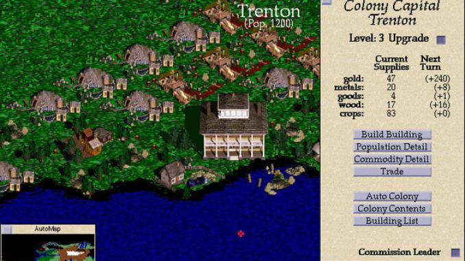 Conquest of the New World screenshot 3
