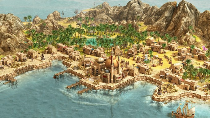 Anno 1404 Gold Edition screenshot 2