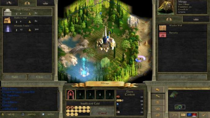 Age of Wonders 2: The Wizard's Throne screenshot 1
