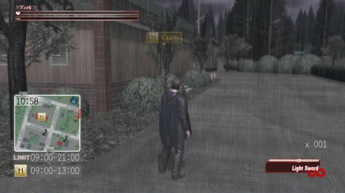 Deadly Premonition: Director's Cut screenshot 1