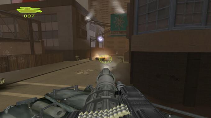 Red Faction 2 screenshot 1