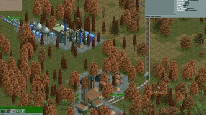 Chris Sawyer's Locomotion screenshot 2