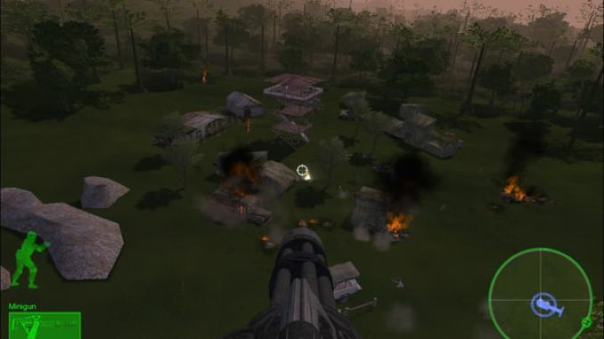 Delta Force: Black Hawk Down Platinum Pack screenshot 3