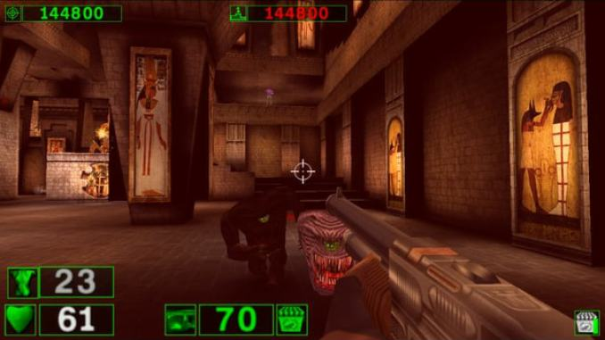 Serious Sam: The First Encounter screenshot 1