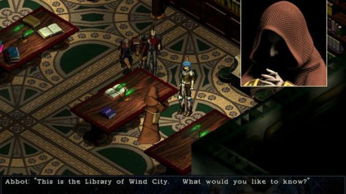 Septerra Core: Legacy of the Creator screenshot 3
