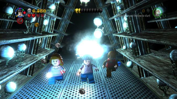 LEGO Harry Potter: Years 5-7 screenshot 1
