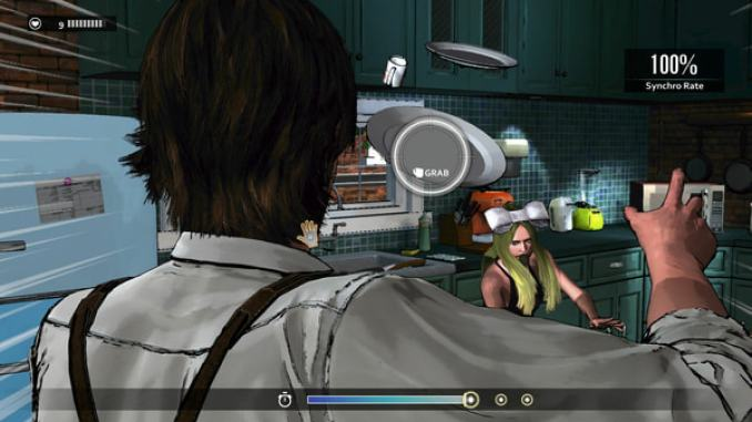 D4: Dark Dreams Don't Die - Season One screenshot 1