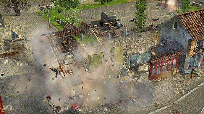 Soldiers: Heroes of World War II screenshot 2