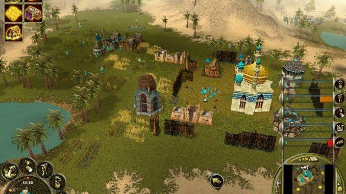 Warrior Kings screenshot 3