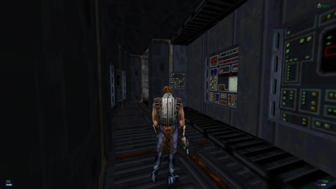 Star Wars: Shadows of the Empire screenshot 3