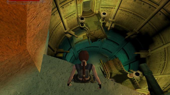 Tomb Raider: The Angel of Darkness screenshot 3