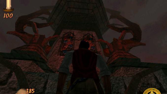 The Elder Scrolls Adventures: Redguard screenshot 1