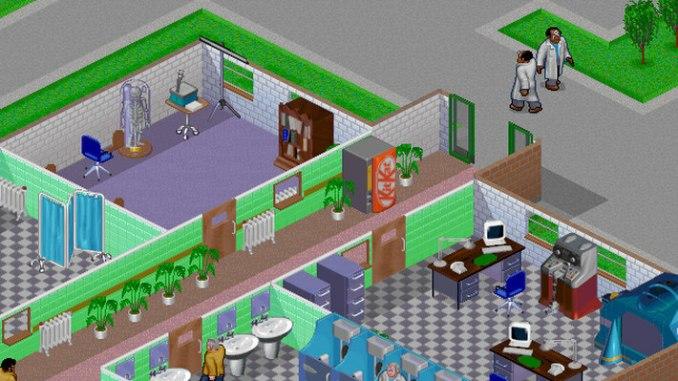 Theme Hospital screenshot 2
