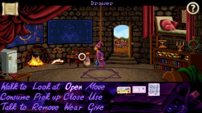 Simon the Sorcerer: 25th Anniversary Edition screenshot 1