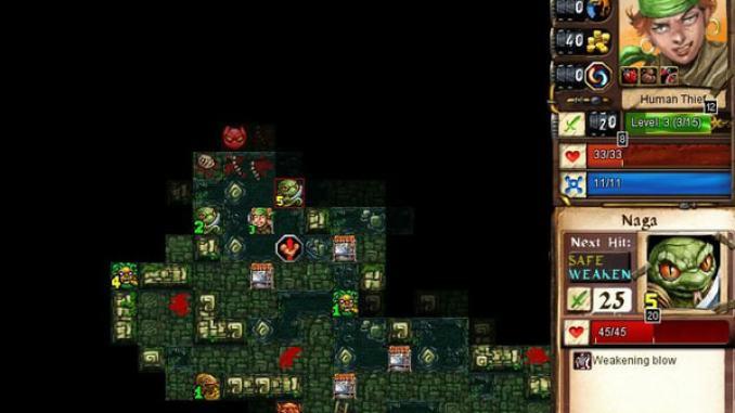 Desktop Dungeons Enhanced Edition screenshot 2