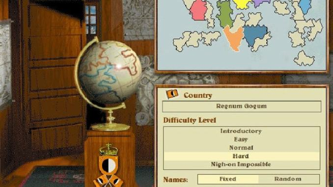 Imperialism screenshot 2