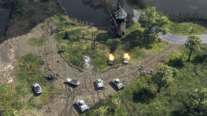 Sudden Strike 4 screenshot 2