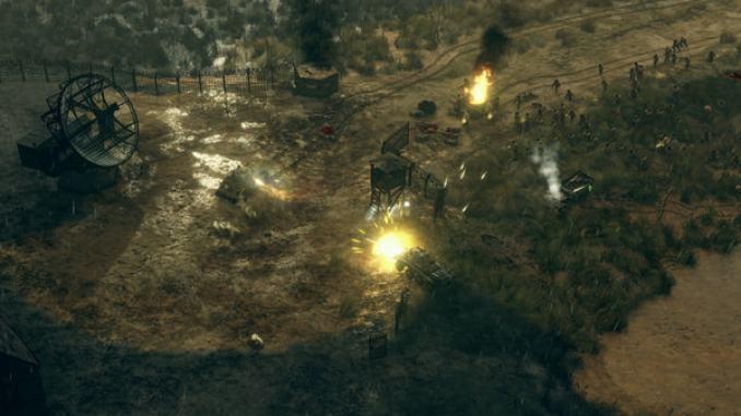 Sudden Strike 4 screenshot 3
