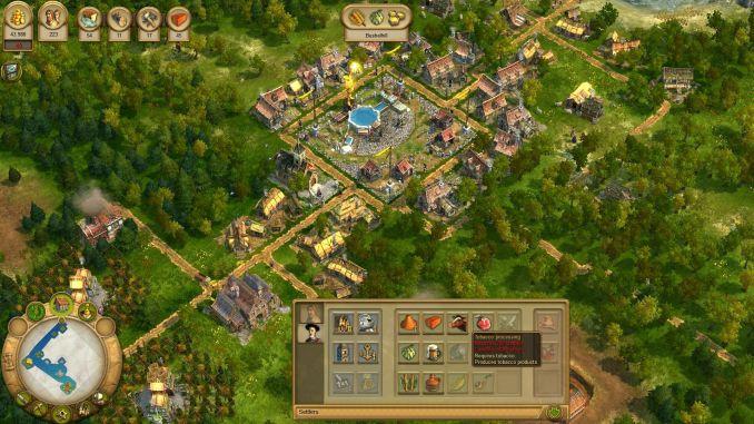 Anno 1701 A.D. screenshot 2