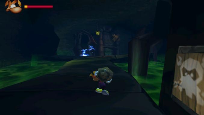Rayman 2: The Great Escape screenshot 3