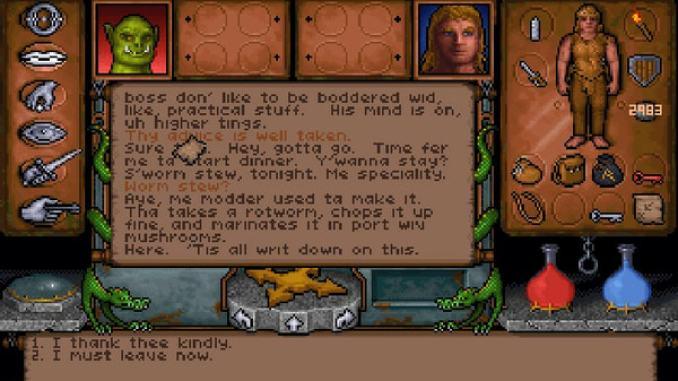 Ultima Underworld 1+2 screenshot 1