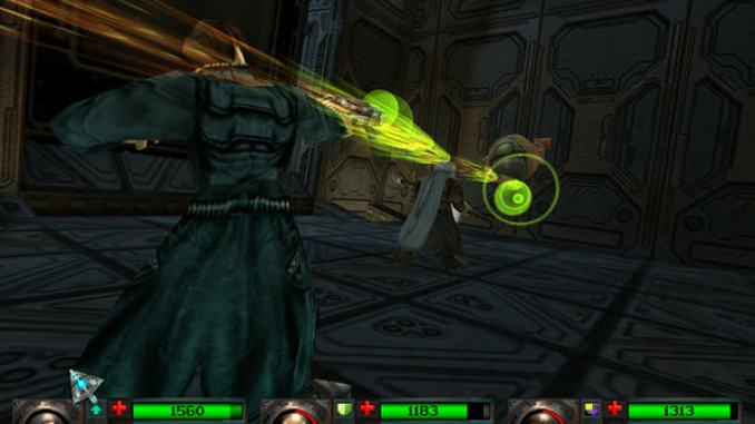 Anachronox screenshot 1