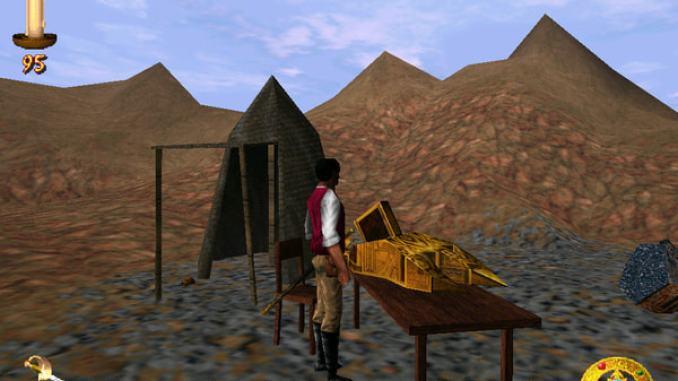 The Elder Scrolls Adventures: Redguard screenshot 3