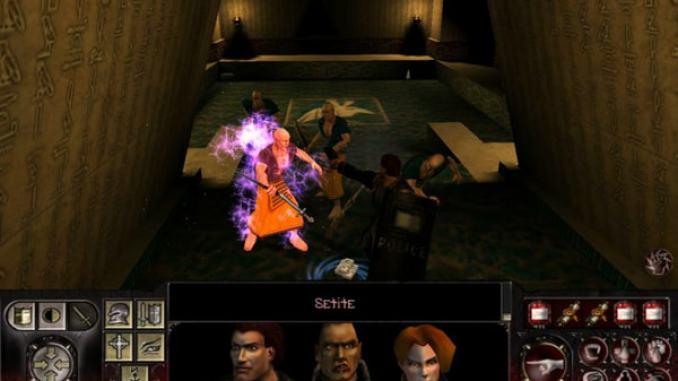 Vampire: The Masquerade-Redemption screenshot 3