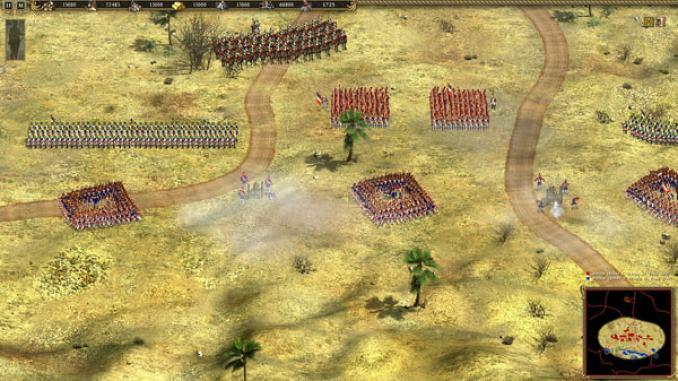 Cossacks II Anthology screenshot 2