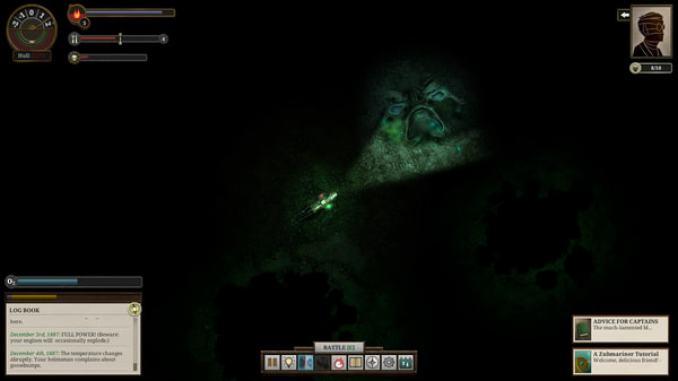 Sunless Sea: Zubmariner screenshot 2