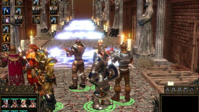 SpellForce 2: Shadow Wars screenshot 2