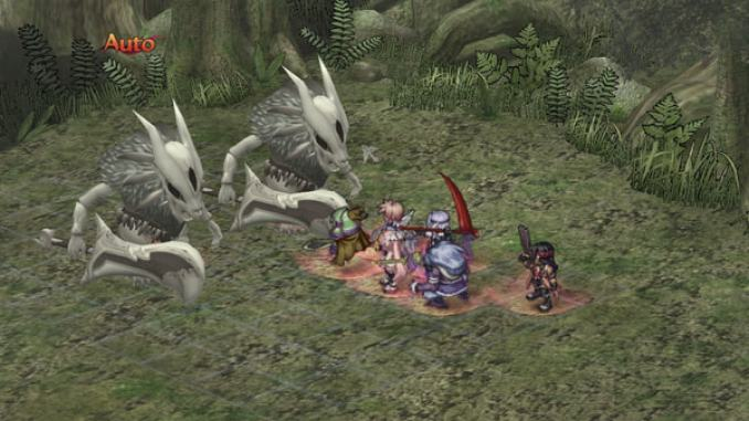 Agarest: Generations of War - Collector's Edition screenshot 1