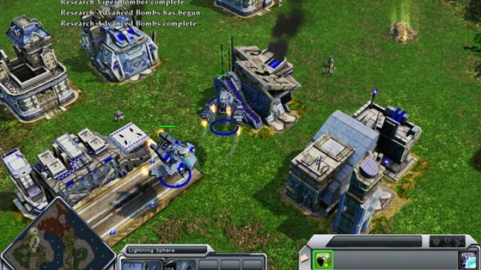Empire Earth 3 screenshot 1