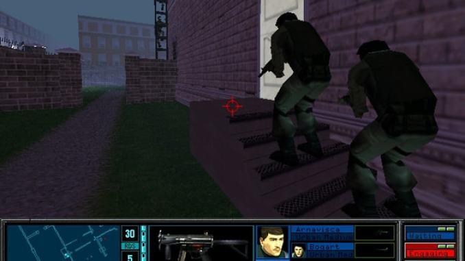 Tom Clancy's Rainbow Six screenshot 1