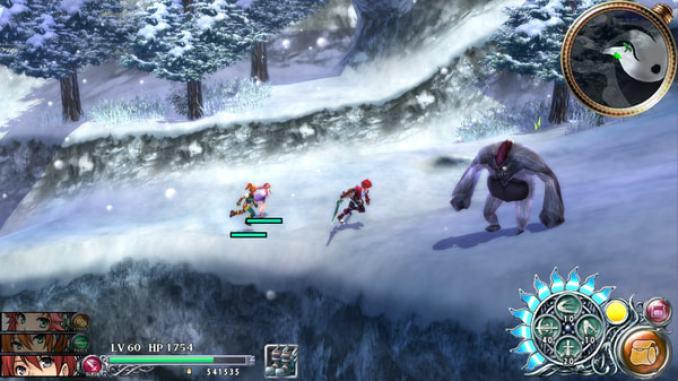 Ys: Memories of Celceta screenshot 2