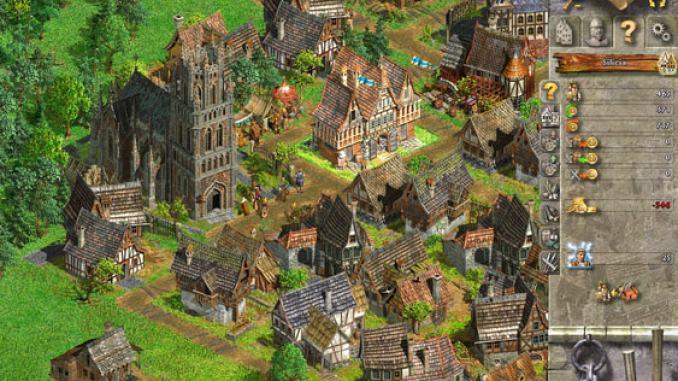 Anno 1503 A.D. screenshot 1