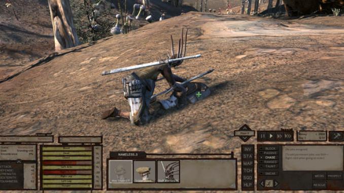 Kenshi screenshot 1
