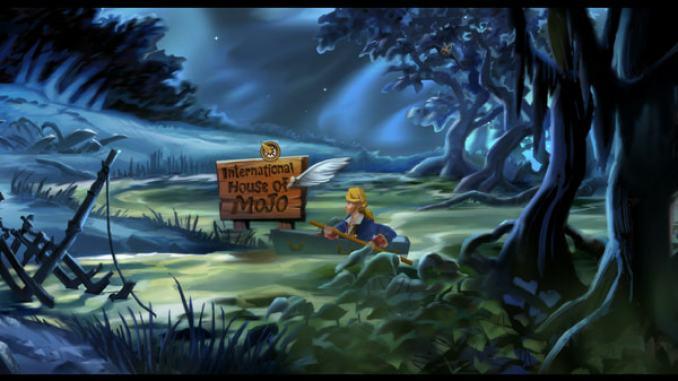 Monkey Island 2 Special Edition: LeChuck's Revenge screenshot 3