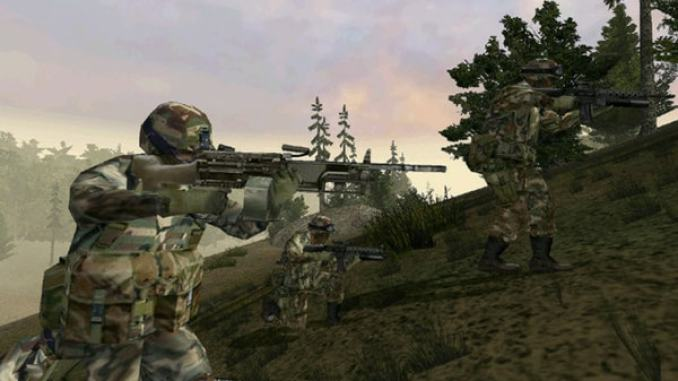 Tom Clancy's Ghost Recon screenshot 1
