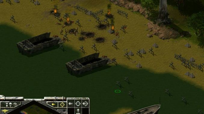 Sudden Strike Gold screenshot 1