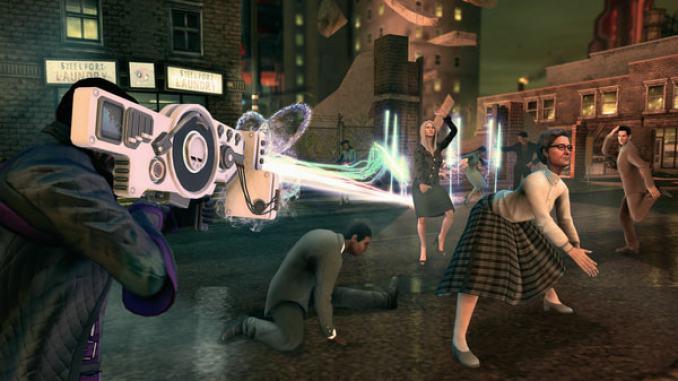 Saints Row IV: Game of the Century Edition screenshot 3