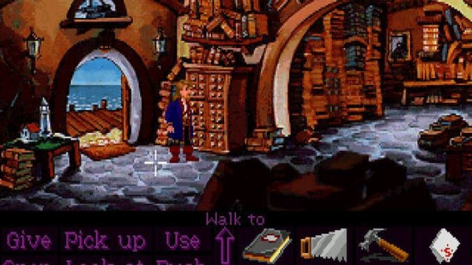 Monkey Island 2 Special Edition: LeChuck's Revenge screenshot 2